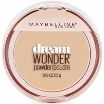 Maybelline Dream Wonder Compact Face Pressed Powder-40 Nude-sealed - $10.25