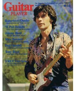 Guitar Player Magazine December 1976 The Band Jimmy Reed No Label - $27.90