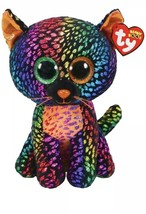 """Ty Beanie Boos Claire's SPELLBOUND Plush 10"""" Cat New with Tags - $16.82"""