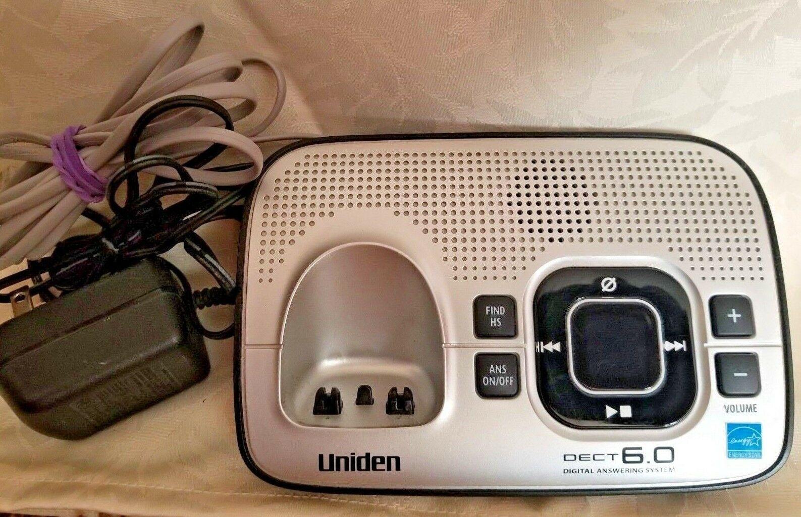 Uniden D1680 1.9 GHz Single Line Cordless Phone image 4