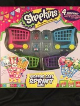 Shopkins Shopping Cart Sprint Board Game for age 5+ new item - $19.79