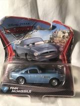 Disney Pixar Cars Finn McMissle #2 Cars 2 diecast by Mattel 2010 1:55 Sealed - $13.93