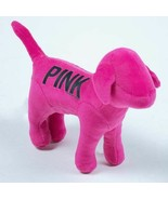 "VICTORIAS SECRET LOVE PINK 8"" DOG PLUSH STUFFED ANIMAL NEW - $14.84"
