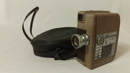 Revere eight - early double eight movie camera - $75.24