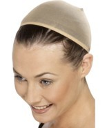 Skin Tight Nude Bald Wig, Wig Cap Fancy Dress - $4.73