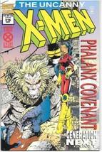 The Uncanny X-Men Comic Book #316 Deluxe Marvel Comics 1994 NEAR MINT NE... - $3.99