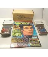 306 Star Trek & The Next Generation Trading Cards/Next Gen. Mag. Vol. 27... - $29.69
