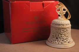 Avon 2004 Wedgwood Pierced Bell Christmas Ornament   - $17.58