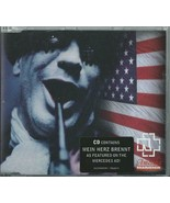 RAMMSTEIN - AMERIKA / MEIN HERZ BRENNT 1996 UK 4 TRACK CD SINGLE MCSTD 4... - $25.41