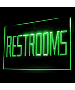 120015B Toilet Restrooms Washroom Lounge Bathroom Locker Shower LED Ligh... - $17.99