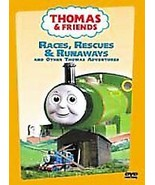 Thomas & and Friends - Races, Rescues and Runaways (DVD) - $3.25