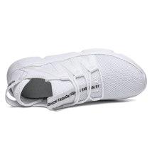 Men Non Casual Tenis Shoes Men Sneakers Masculino slip Soft Adulto Shoes Flats qxddwnUzC