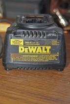 DeWalt NiCd Battery Charger DW9116 7.2-18 V - $29.00