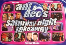 Ant & Dec's Saturday Night Takeaway Board Game by Ant & Dec's (NIB) - $29.95