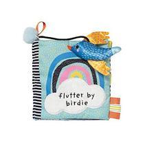Manhattan Toy Cherry Blossom Days Flutter by Birdie Soft Activity Book f... - $20.99