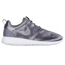 Nike Roshe One PRM Gunsmoke Gray White Womens Running Shoes 833928 006 - $57.95