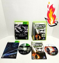 ️2PACK Halo Anniversary + Tom Clancy's Splinter Cell: Double Agent FAST ... - $13.46
