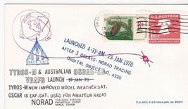 TYROS-M & AUSTRLIAN OSCAR-A5 LAUNCH COLORADO SPRINGS CO JAN 23 1970 #8/5... - $2.98