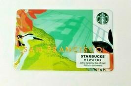 Starbucks San Francisco Card With Zero Balance SF Gift Card  - $14.24