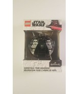 Hallmark ornament lego disney star wars  darth vader new in box  - $21.95