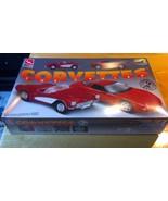 AMT 8325 CORVETTES 1957 & 1997 Plastic Model Car Kit 1/25 - $25.69