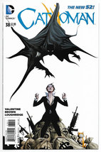 Catwoman 38 Vol 4 2015 DC Comics (NM) - $2.99
