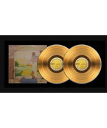 """Good-bye Yellow Brick Road""17x34 Framed 24ktGold Double Album with Albu... - $309.95"