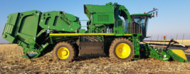 2017 JOHN DEERE CS690 For Sale image 4