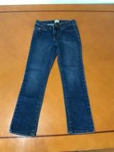 Girls Kids The Children's Place Blue Jeans Denim Size 8 Skinny Stretch C... - $7.91