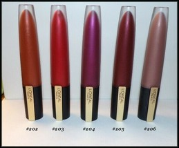"NEW L'Oreal Rouge Signature Metallic Liquid Lipstick  ""U CHOOSE""     Fre... - $7.25"