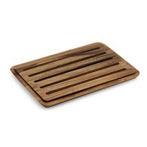Ironwood Gourmet 28675 Nesting Bread Board with Crumb Catcher, Acacia Wood - $63.49
