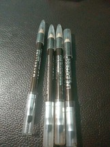 Maybelline Line Express Eye Liner Pencil 03 Brownish Black .035oz, Lot 4. - $19.34
