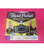 HASBRO TRIVIAL PURSUIT DIGITAL CHOICE ADULT GAME 2-36 PLAYERS  - $9.79