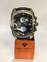 Invicta Aqua Master Jojo Lupah St Steel Watch 1.50ct diamonds - $522.40