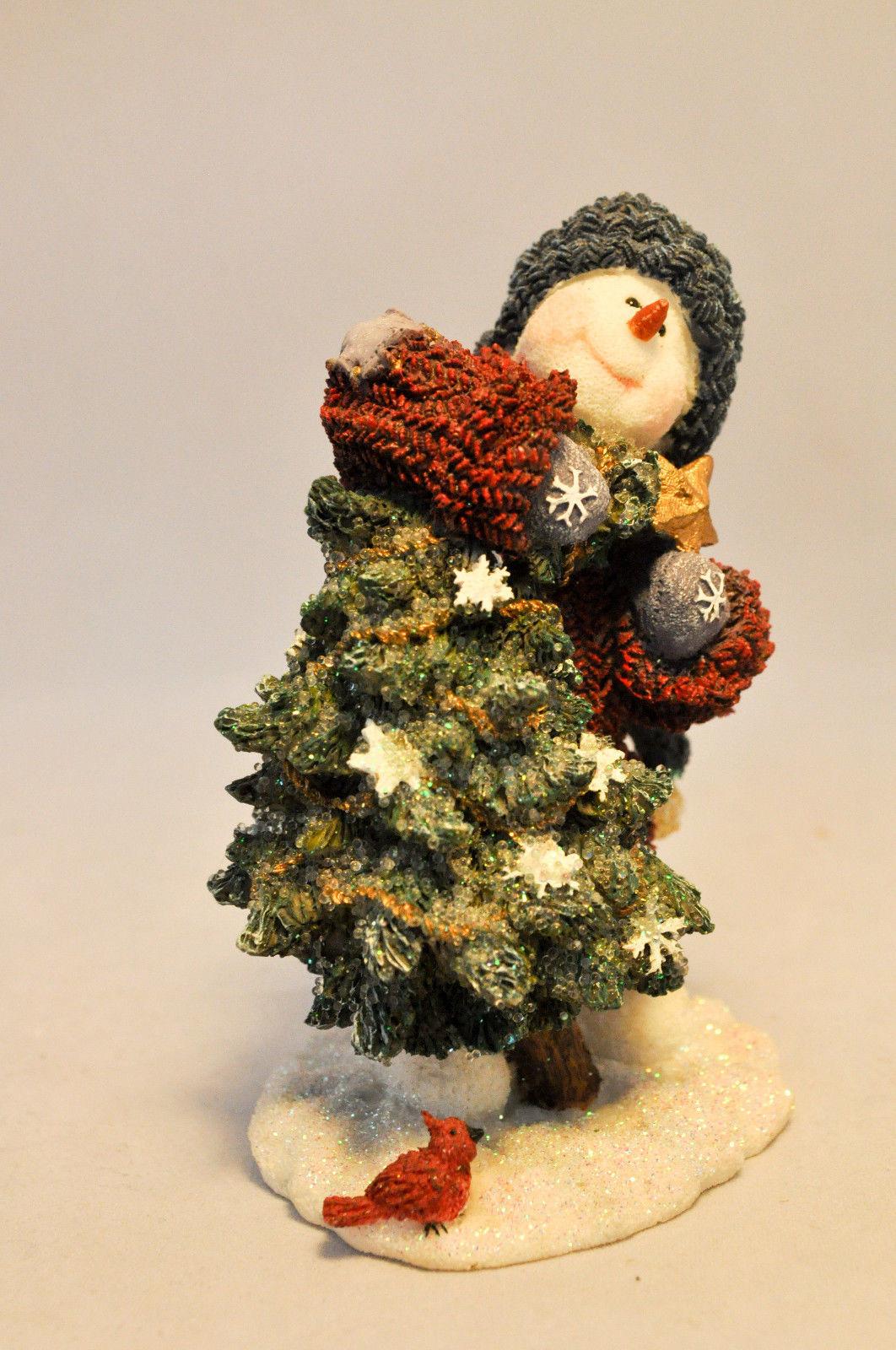 Boyds Bears & Friends: Douglas ... Sprucin' Up The Tree - Style 36524 image 3