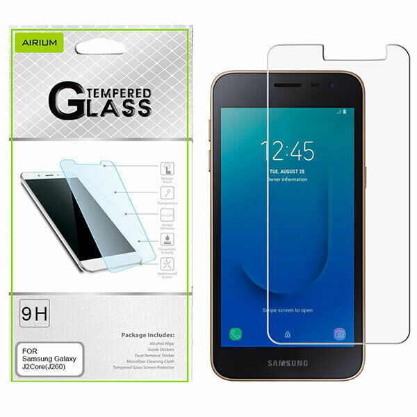 For SAMSUNG Galaxy J2 Core,Pure,Dash Tempered Glass Screen Protector Film Guard - $5.87