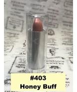 NICKA K NEW YORK NK LIPSTICK #403  HONEY BUFF  SEMI MATTE FINISH - $1.48