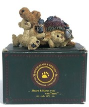 Boyds Bears Bearstone Collection Nativity Series 2 Thatcher & Eden as The Camel - $9.79