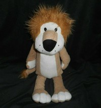 "16"" ANIMAL ADVENTURE 2014 SWEET SPROUTS BROWN TAN LION STUFFED PLUSH TOY... - $18.70"