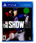 MLB The Show 20 Standard Edition Sony PlayStation 4 PS4 NEW FACTORY SEALED  - $19.79