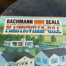 "Bachmann 9 Telephone Poles Plasticville USA O-S Scale Vintage 6"" #1630 : 100 - $12.00"