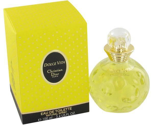 Christian dior dolce vita perfume