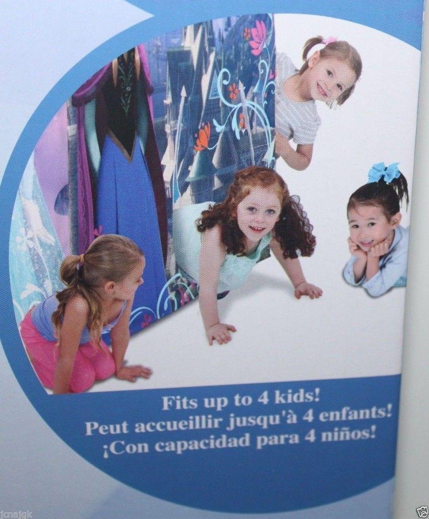 Disney Frozen Nib Play Hut Mega Castle Tent And 50 Similar Items