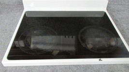W10239443 Whirlpool Range Oven Main Top Glass Cooktop White - $150.00