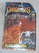 1995 Kenner Gargouilles de Luxe Mighty Roar GOLIATH Action Figurine Rech... - $13.78