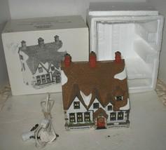 Department 56 Wackford Squeers Boarding School Dickens' Christmas Village in Box - $37.62