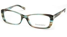 New Tiffany & Co. Tf 2090-H 8124 Ocean Green Eyeglasses Frame 54-16-140 Italy - $123.74