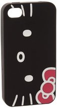 Hello Kitty SANCC0089 iPhone Case,Black/Pink,One Size - $7.81