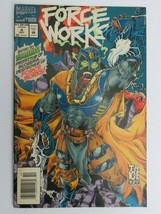 FORCE WORKS (1994 Series) #4 NEWSSTAND MArvel Comics Book - $31.50