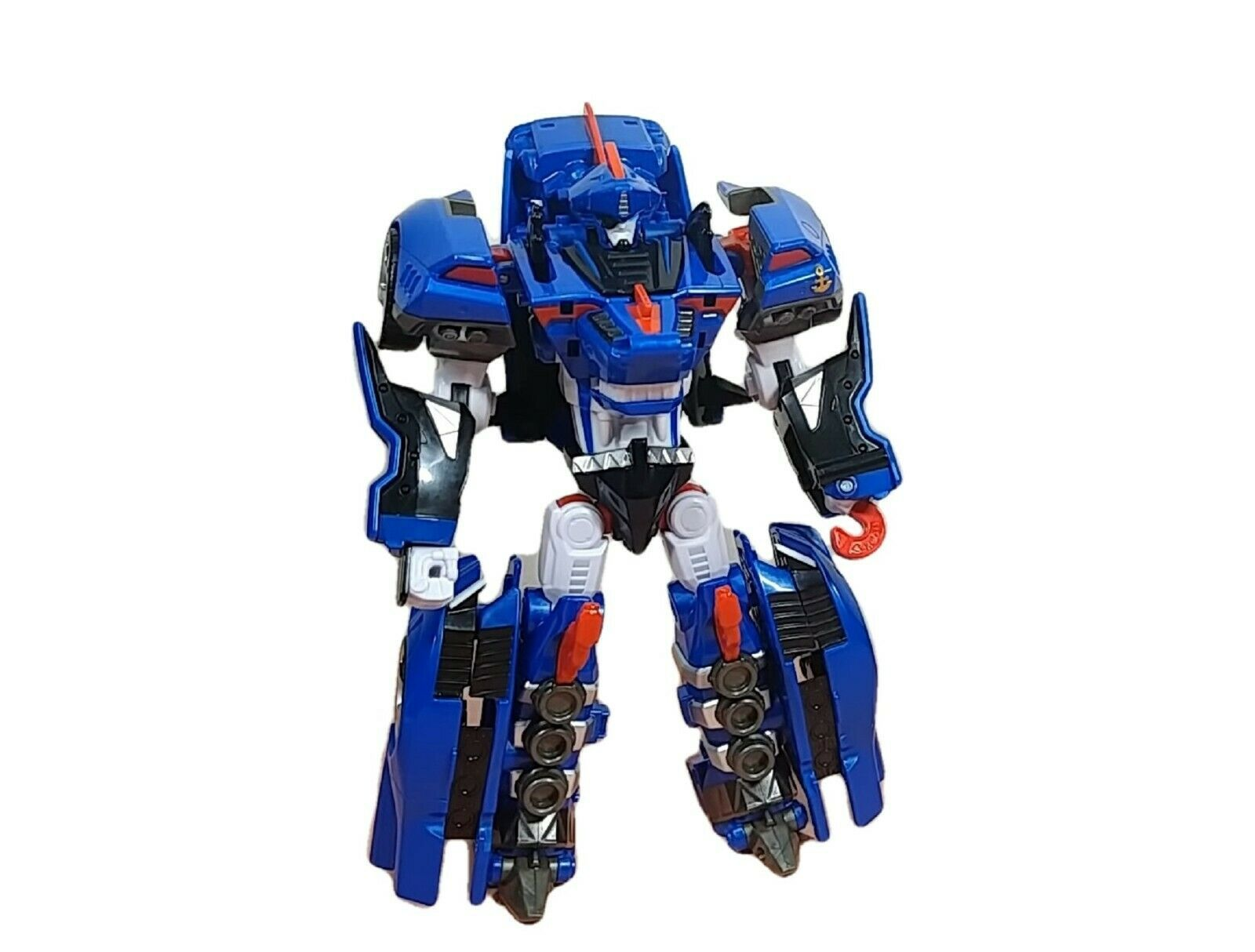 Tobot Captain Jack Action Figure Toy Robot